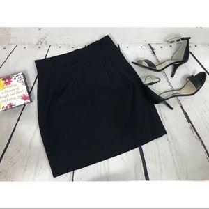 Kate Spade NY Navy Piper Skirt Size 4 NWTS